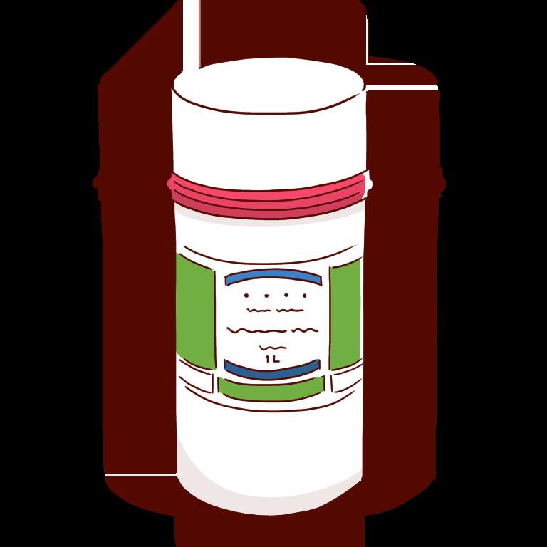 缶入り試薬